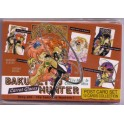SET 12 CARTES BAKURETSU HUNTER