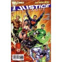 THE NEW 52 : JUSTICE LEAGUE 1