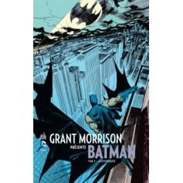 GRANT MORRISON PRESENTE BATMAN 0