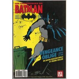 LES CHRONIQUES DE BATMAN 3