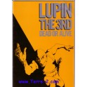 PAMPHLET LUPIN THE THIRD - DEAD OR ALIVE