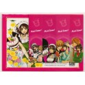 4 MARQUE-PAGES MAGNETIQUES MAID SAMA