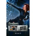 SENITYPE AVENGERS BLACK WIDOW