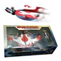 UFO GRENDIZER EJECTABLE FIGURE SET