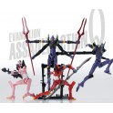 REBUILD OF EVANGELION ASSAULT ACTION Q COMPLETE SET