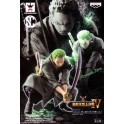 ONE PIECE SCULTURES BIG ZOUKEI VOL 3 - ZORO