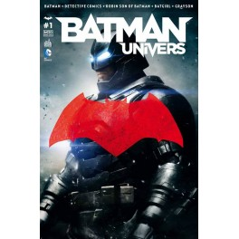 BATMAN UNIVERS 1