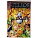 TELLOS 2A GOLD FOIL COVER