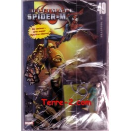 ULTIMATE SPIDER-MAN 49 COLLECTOR