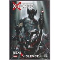 X-FORCE : SEXE ET VIOLENCE