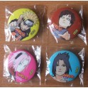 4 BADGES NARUTO