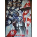 POSTER CAPTAIN AMERICA by ALEX ROSS