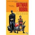 BATMAN & ROBIN - BATMAN REBORN TP 1