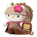 HELLO KITTY EN SAFARI