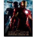 IRON MAN 2 TIN SIGN