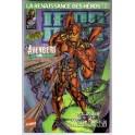 RENAISSANCE DES HEROS : IRON MAN 1 A 12 SERIE COMPLETE