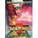MARVEL OVERPOWER CARD GAME STARTER