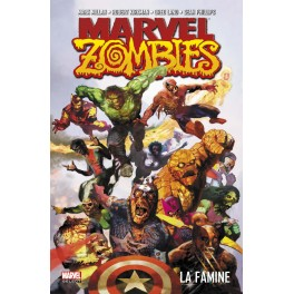 MARVEL ZOMBIES 1 - LAFAMINE