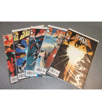 THE SENTRY 1 to 5 COMPLETE SET