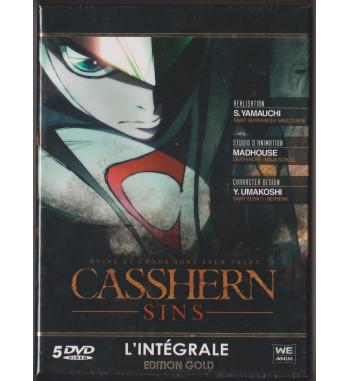 CASSHERN SINS DVD BOX GOLD...