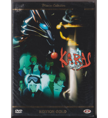 KARAS ' OAVs DVD BOX