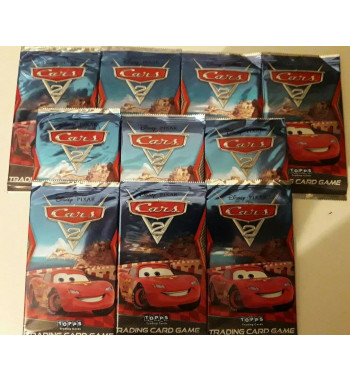 CARS 2 TRADING CARD GAME -...
