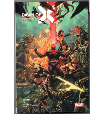 DAWN OF X 9 COLLECTOR