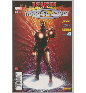 MARVEL ICONS 60 COLLECTOR